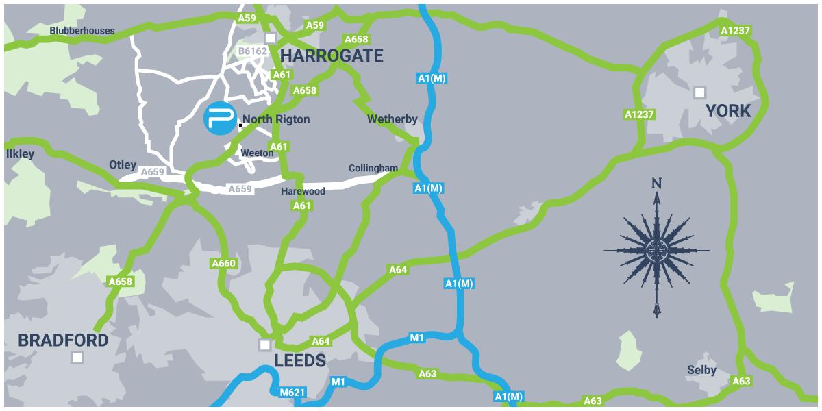 PEMFiT-Harrogate-Find-Us-Map-Approach