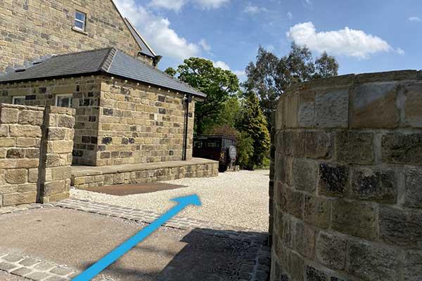 Pemfit-Harrogate-at-Barn-Elm-Lodge-Entrance-From-Church-Hill
