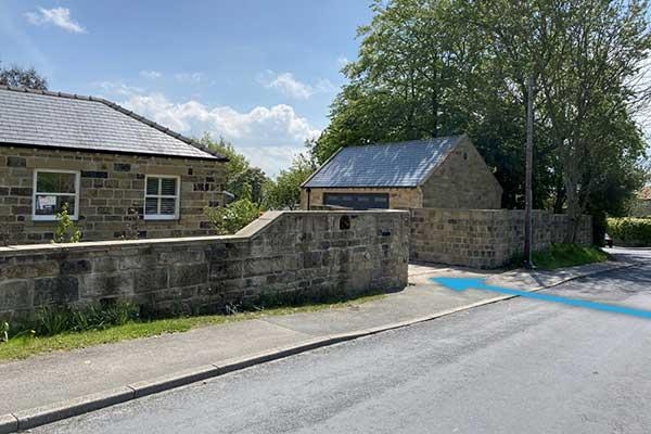Pemfit-Harrogate-at-Barn-Elm-Lodge-Entrance-From-Hall-Green-Lane