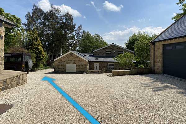 Pemfit-Harrogate-at-Barn-Elm-Lodge-View-From-Gateway